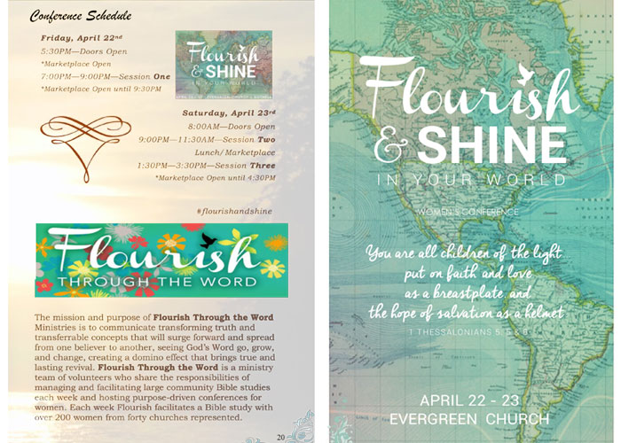 2016 Flourish and Shine Program